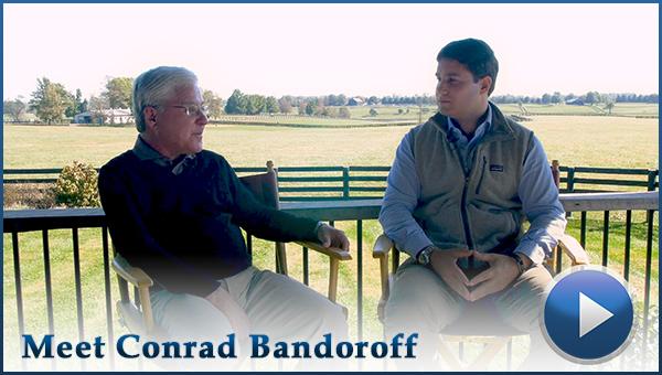 Meet Conrad Bandoroff